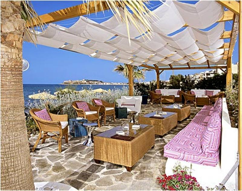 Hotel Petradi Beach - Rethymnon - Rethymnon Kreta